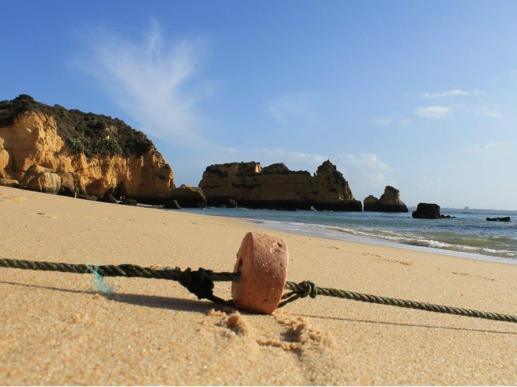 The best beaches in Lagos: Praia D. Ana
