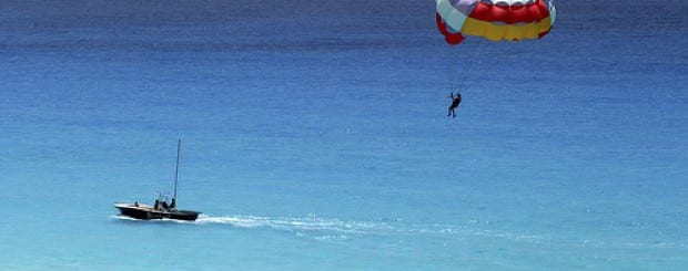 Parasailing in the Algarve, Parasailing in Lagos - Parasailing from Albufeira