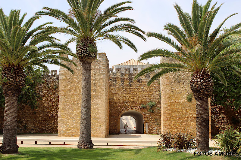 Castelo Lagos Portugal