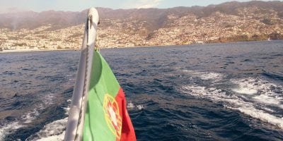 Boat tours Madeira Portugal