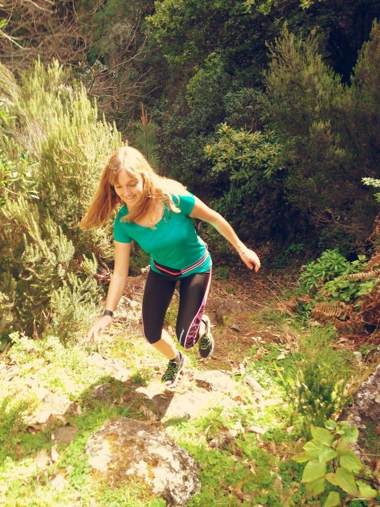 Run in Portugal Madeira