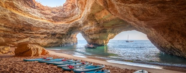 Algarve Caves