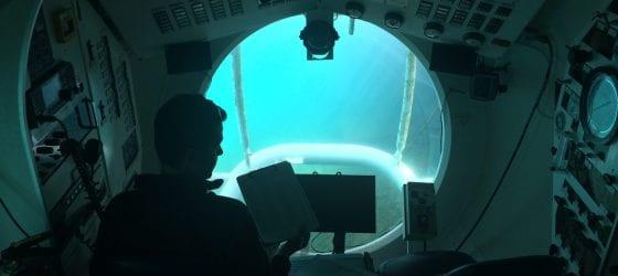 submarine tour in Tenerife5