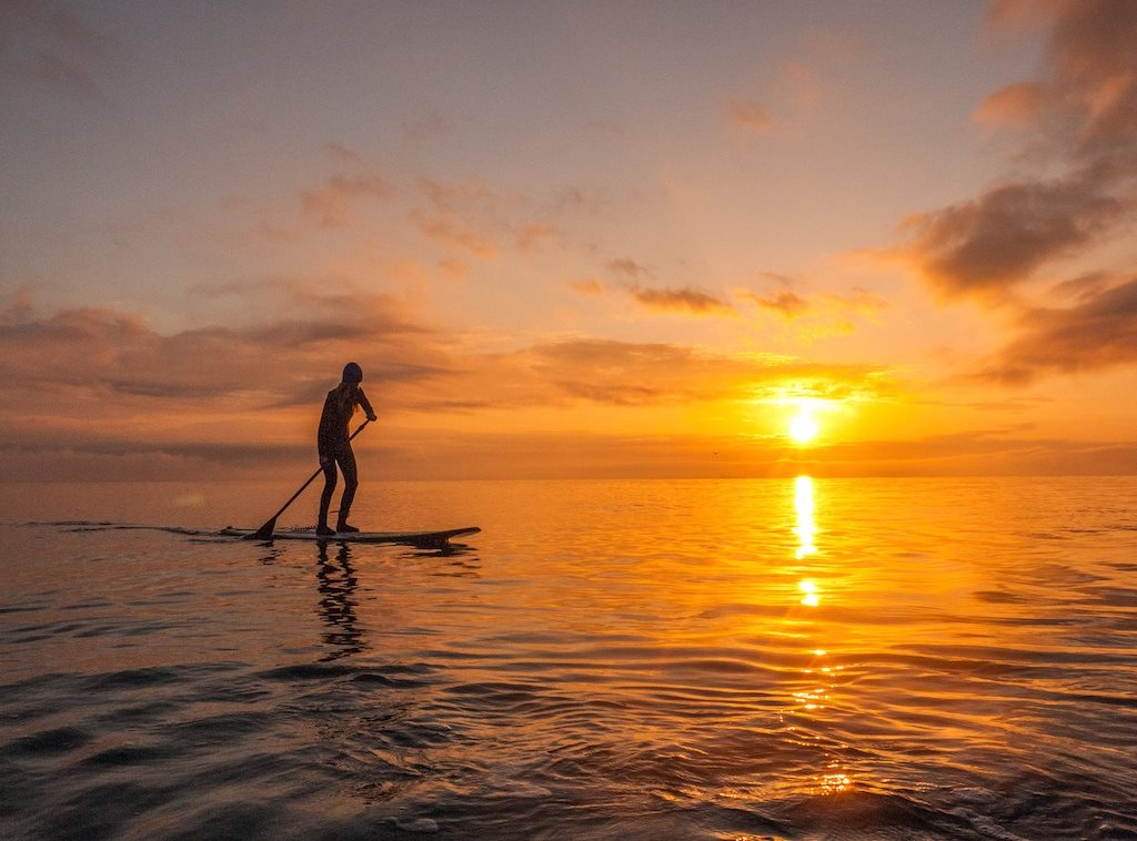 The best SUP Tours in Alicante Stand-up paddle in Alicante