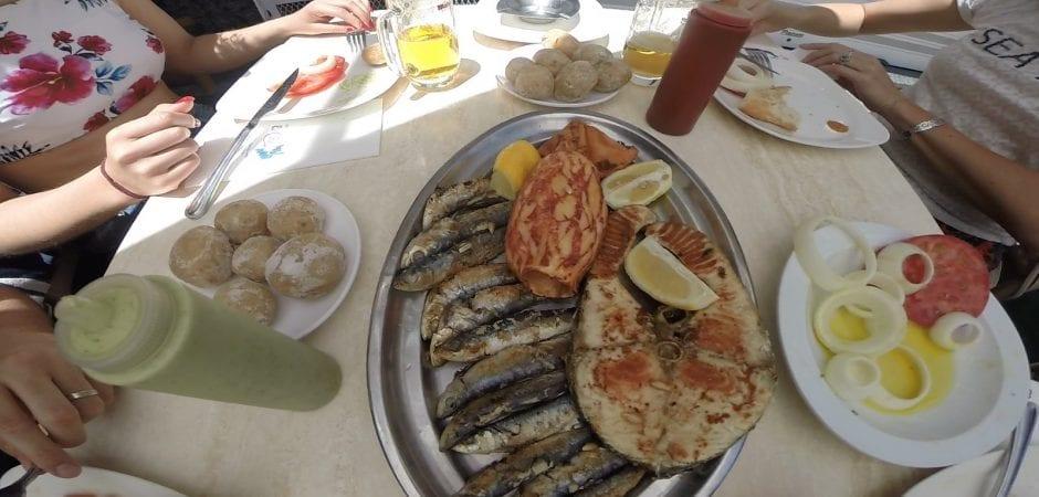 Local restaurants in Tenerife SeaBookings 5