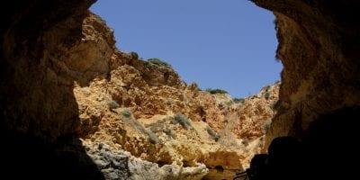 Benagil cave tour from Portimão