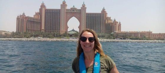 visit Dubai as a woman