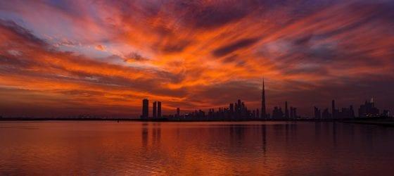 Valentine's day in Dubai
