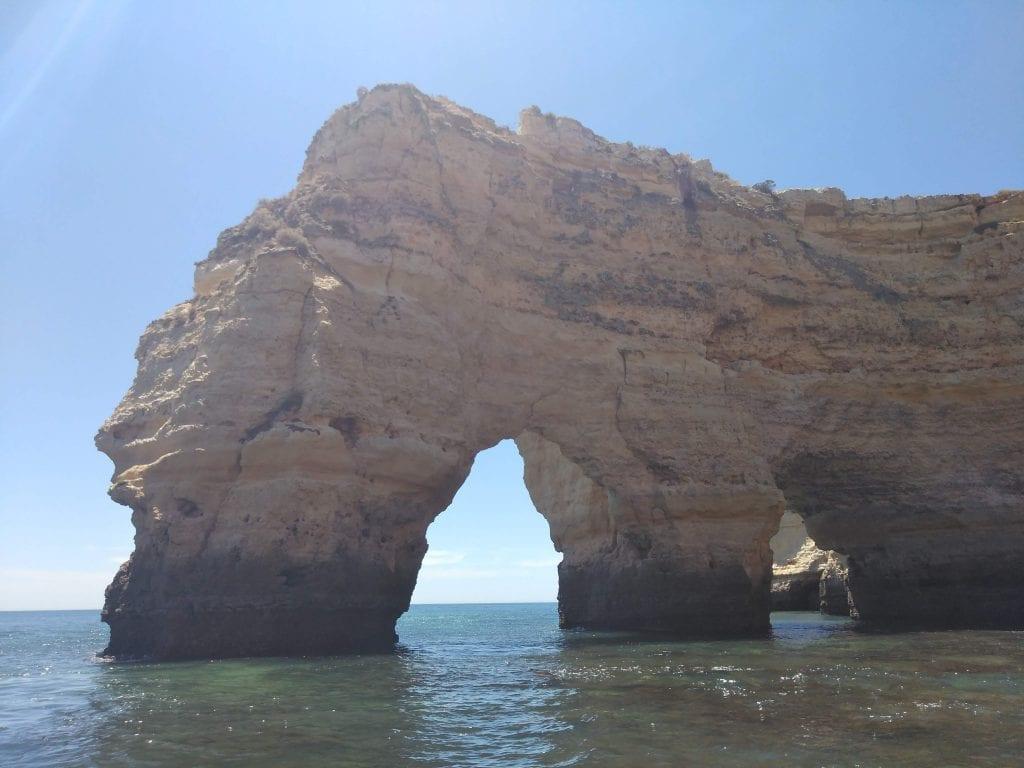 get into Benagil Cave