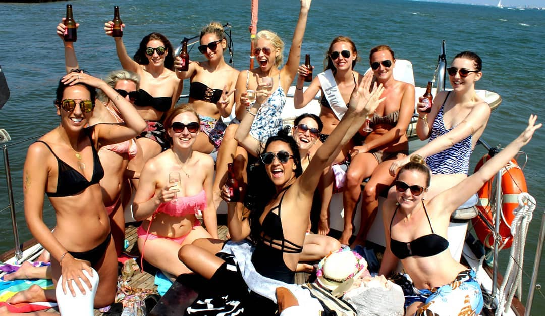 Best boat parties in Lisbon