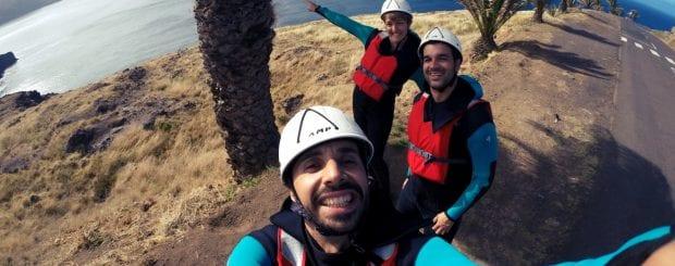 Coasteering Madeira