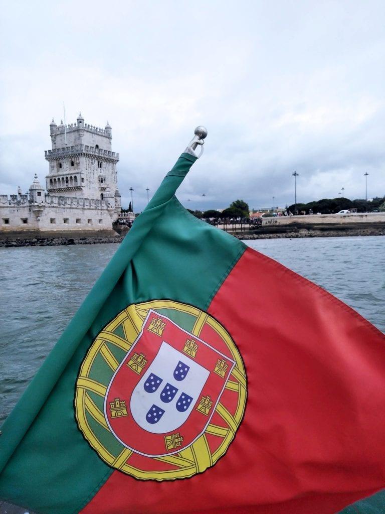 The emblematic Belém Tower