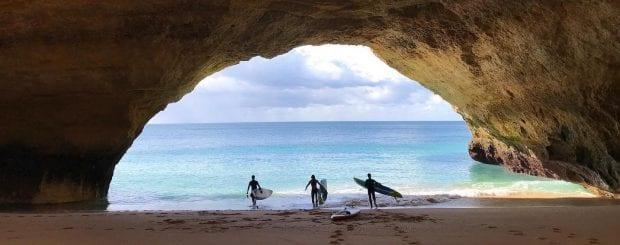 SUP or Kayak to Benagil