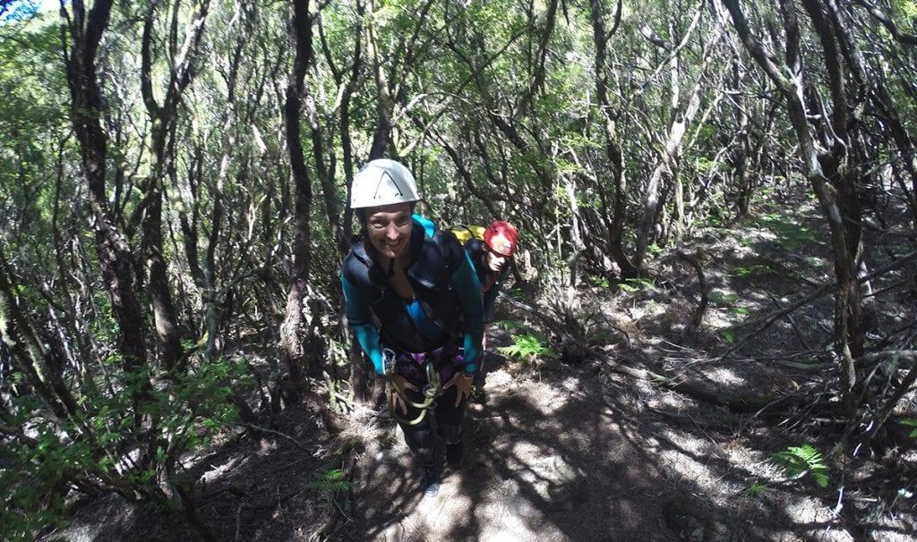 The hike on Levada do Alecrim was very pretty!