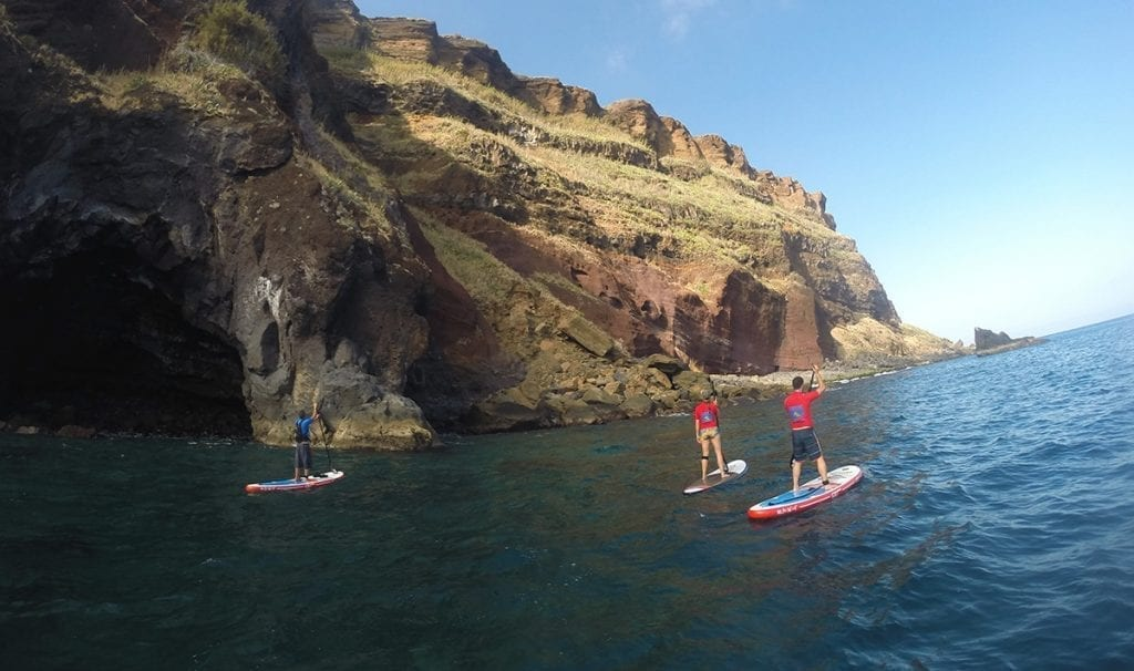 SUP tour in Madeira