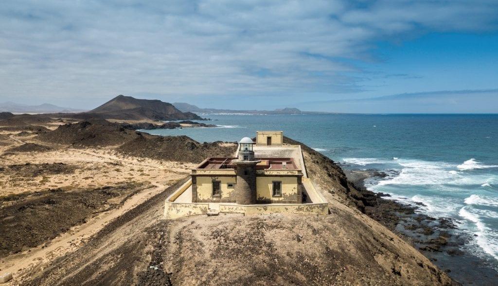 Isla de Lobos Canaries