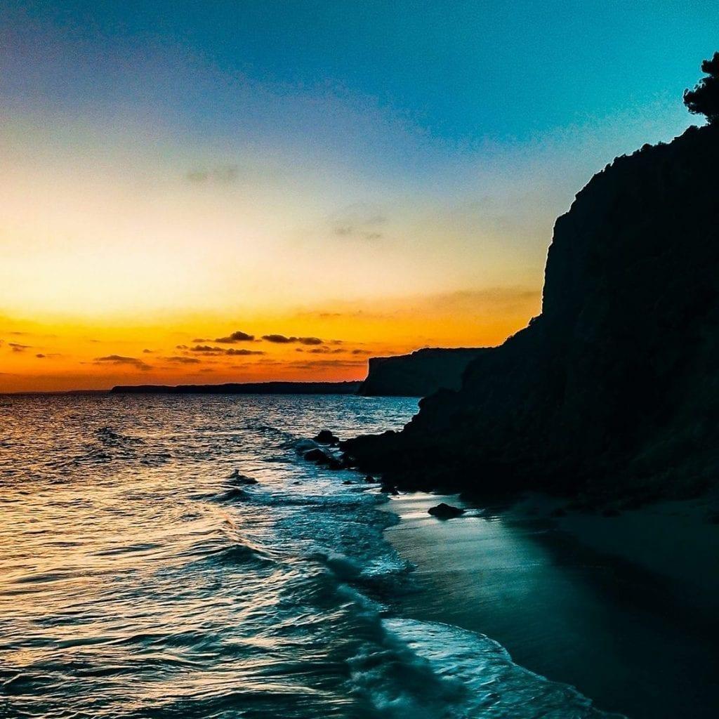 Romantic Sunset Algarve