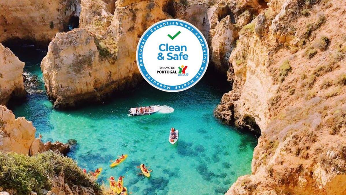 Clean Safe SeaBookings Turismo em Portugal