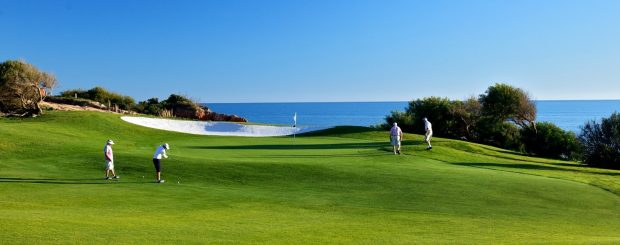 Vale Do Lobo Golf SeaBookings Family-friendly Golf Courses In Portugal