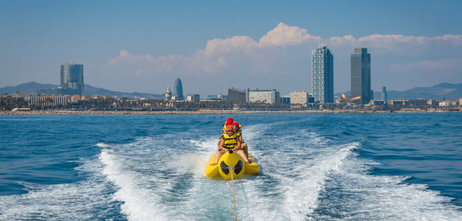 Best watersports in Barcelona