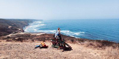 travel solo in the Algarve