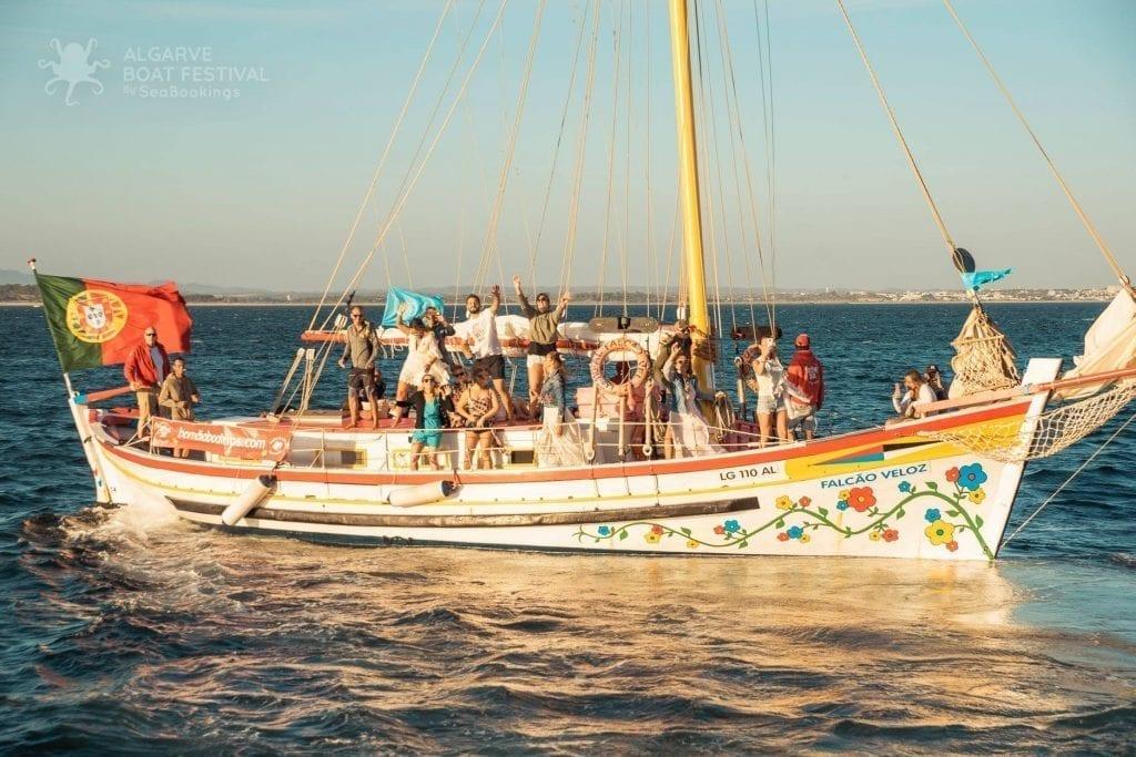 Algarve Boat Festival Bom Dia