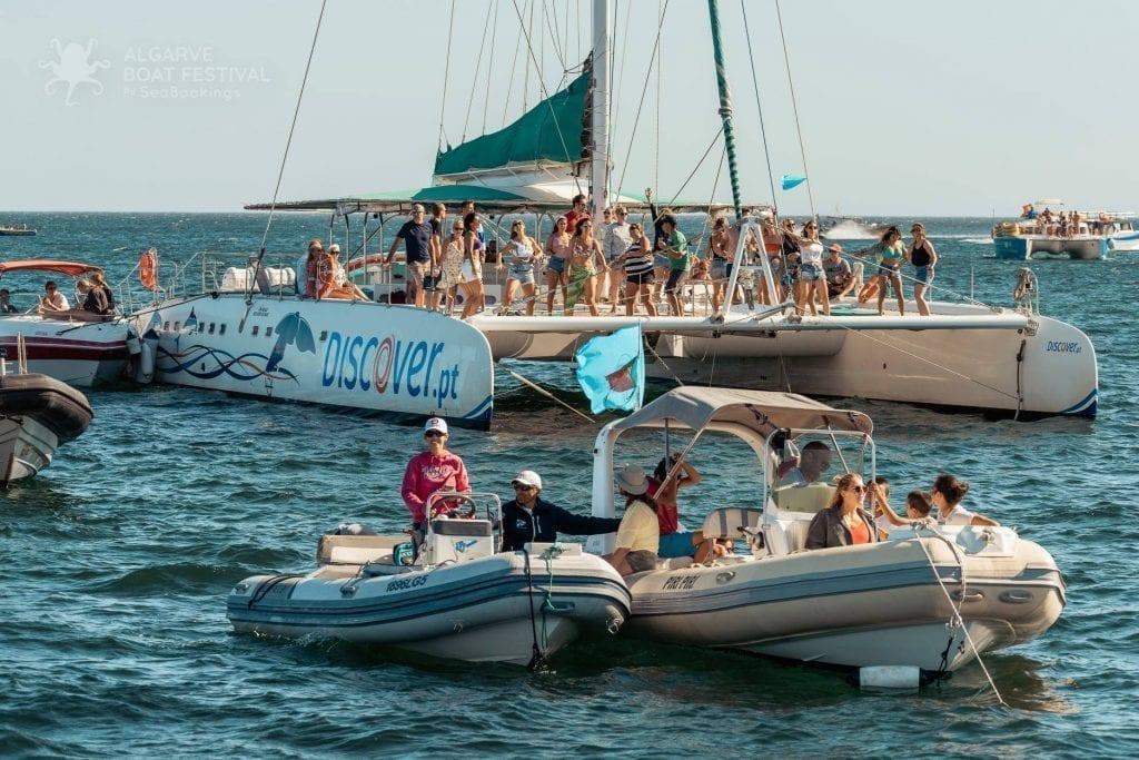 Algarve Boat Festival Catamaran