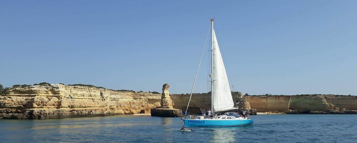 Cover for Half day Sailing tour Albufeira