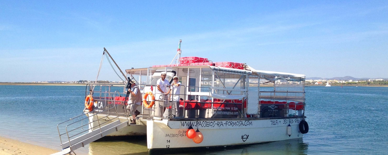 Cover for Full day excursion in Ria Formosa