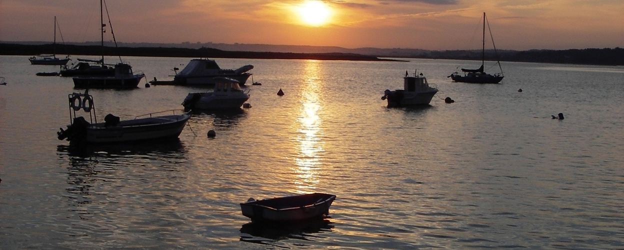 Cover for Champagne cruise during sunset in Alvor