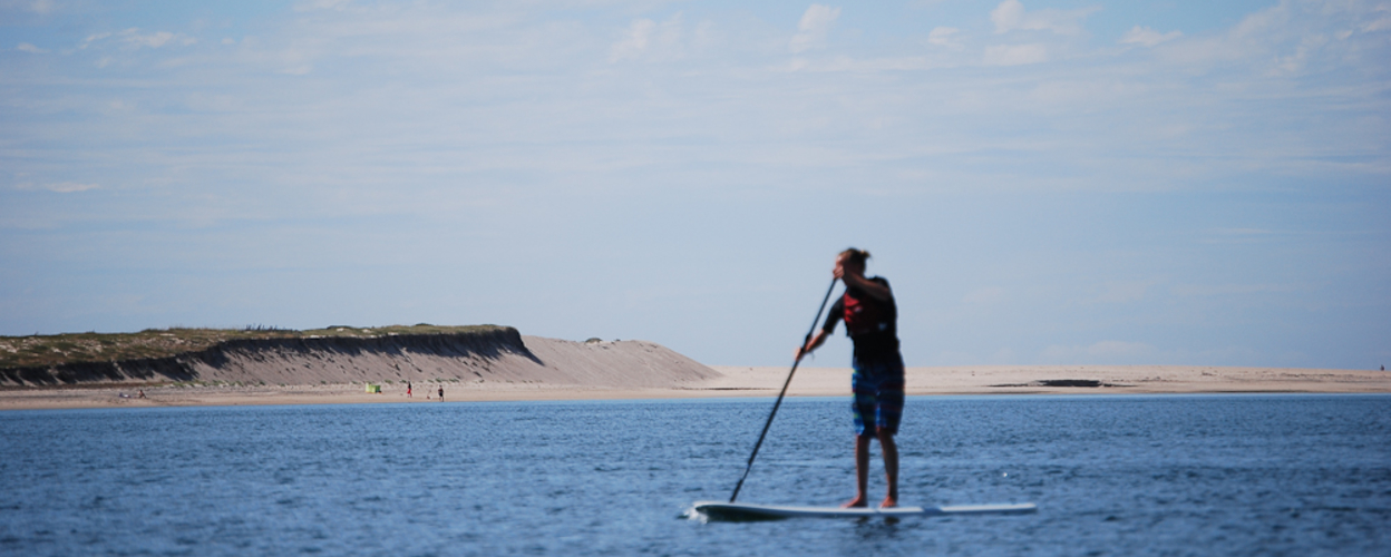 Cover for SUP tour in Esposende