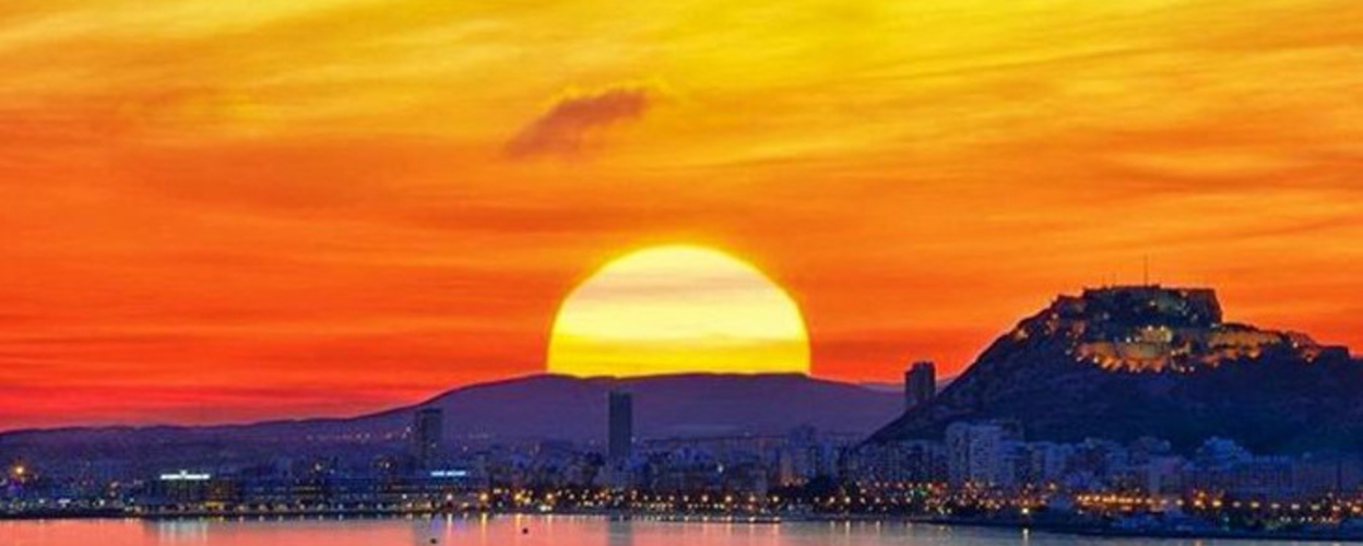 Cover for Sunset boat tour in Alicante