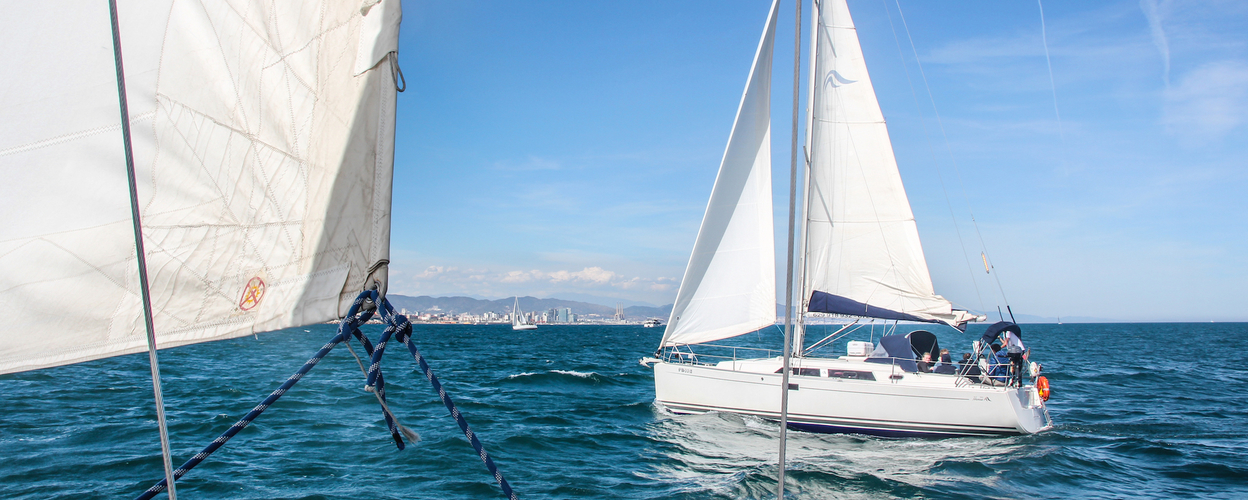 Cover for Private sailing tour in Barcelona