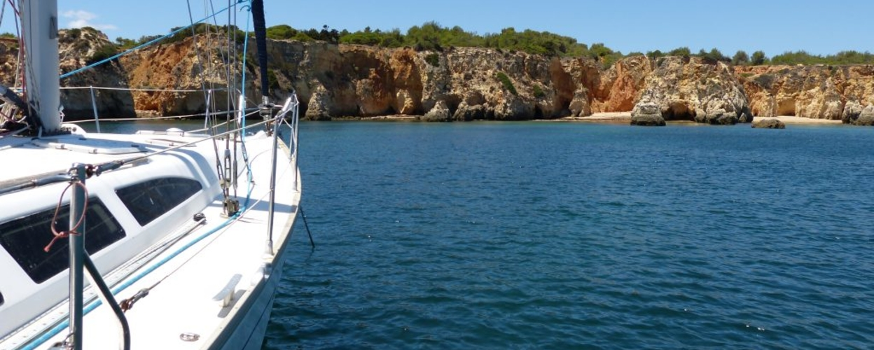 Cover for Sailing charter in Portimão – half day