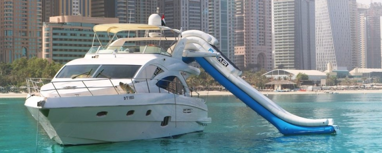 Cover for Family boat tour in Dubai