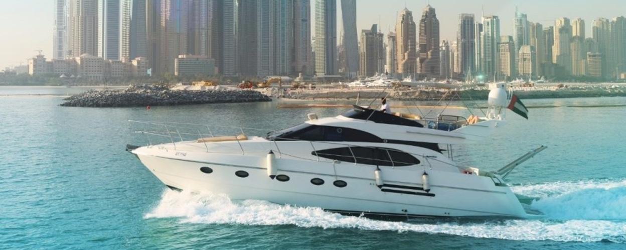 Cover for Full day yacht charter in Dubai