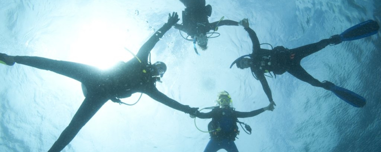 Cover for First time diving in Gran Canaria
