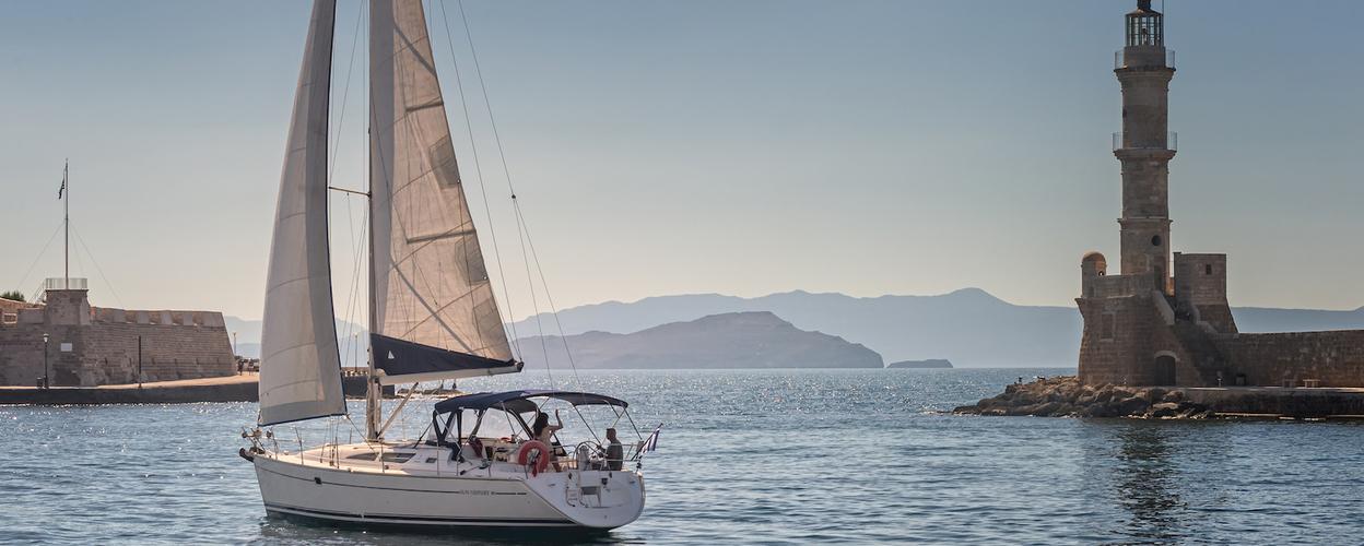 Cover for Private half day sailing in Crete
