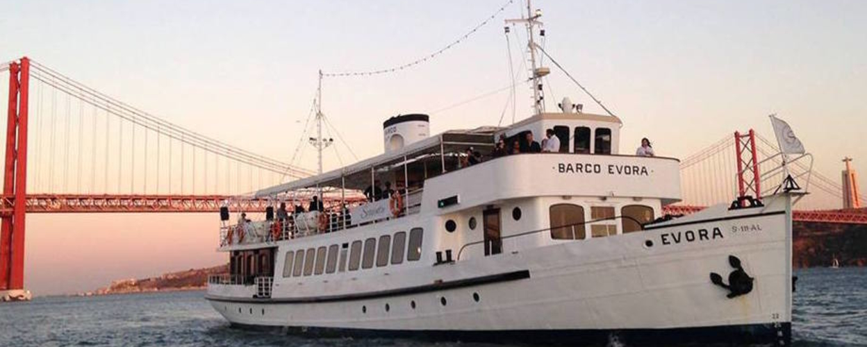 Cover for Sunset tour on a classic boat in Lisbon