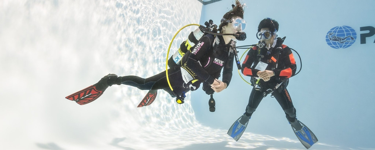 Cover for Open water diving course in Gran Canaria