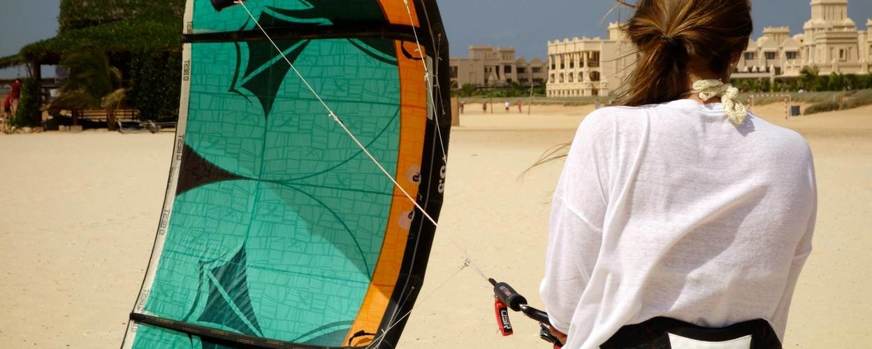 Cover for Start Kitesurfing in Boa Vista – Cape Verde