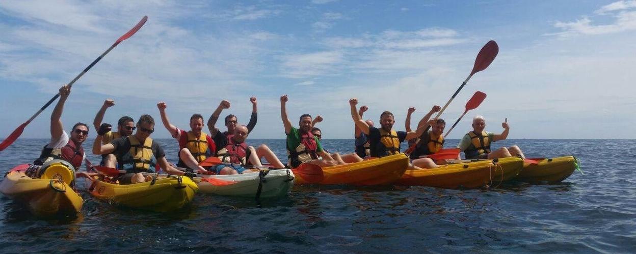 Kayak tour in Valencia