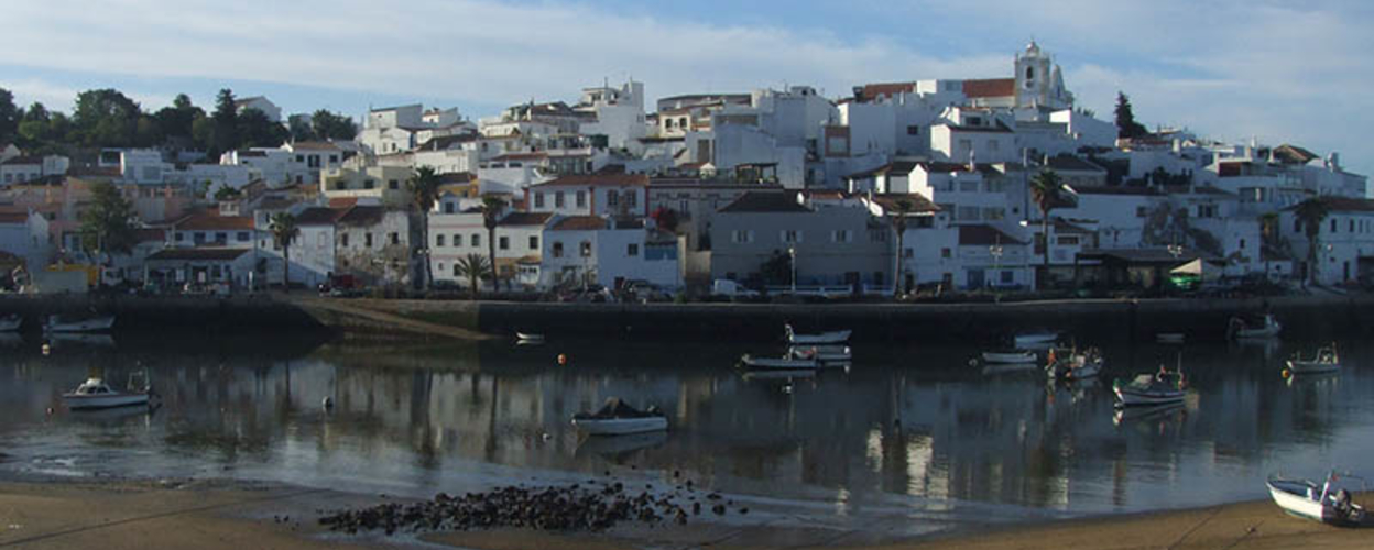 Boat trip to Silves Cover