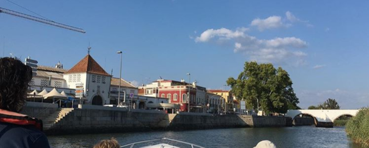 Boat trip to Silves