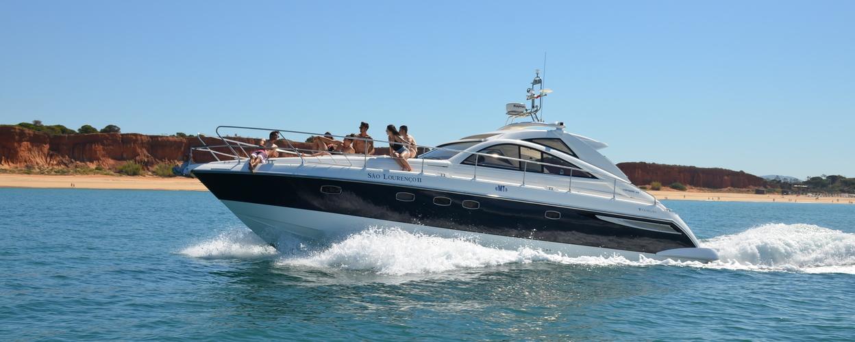 Yacht Rental in Vilamoura - full day