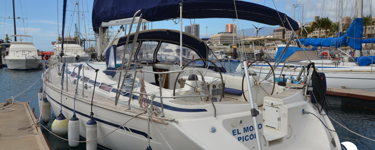 Cover for full day private charter in La Palma