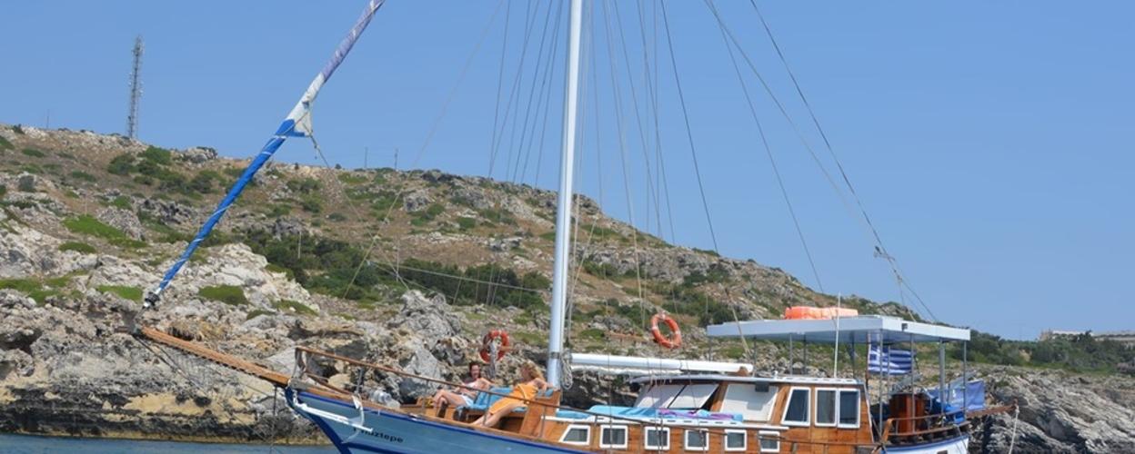 Rhodes day cruise