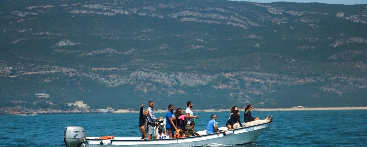Arrábida Boat Tour Cover