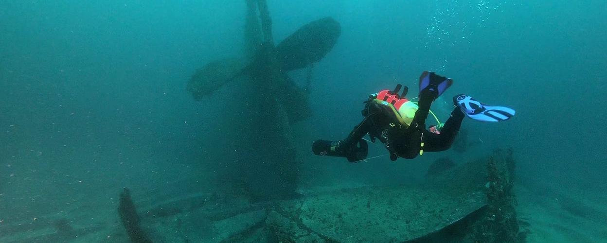 Scuba diving in Sicily - 1 boat dive Cover