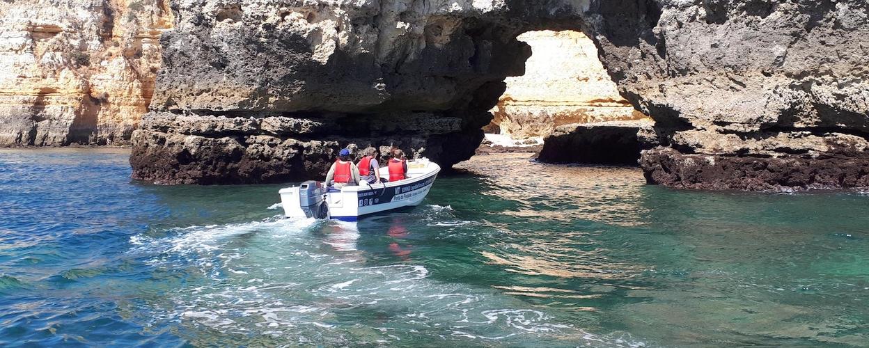 Ponta da Piedade Boat tour